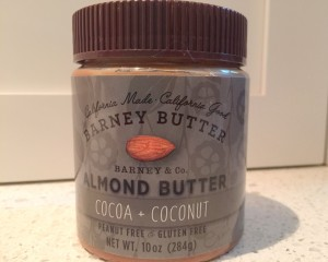 Cocao almond butter