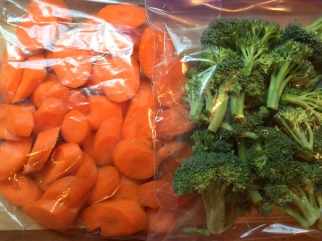 cut carrots and broccoli pic